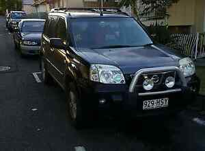2003 Nissan Xtrail Ti luxury model black North Booval Ipswich City Preview