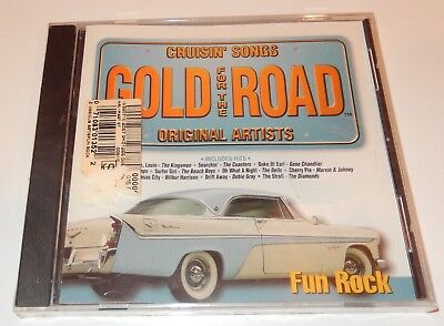 Fun Rock Gold for the Road Cruisin' Songs (CD 1997 Compose Records) NEW (Composers Rock)