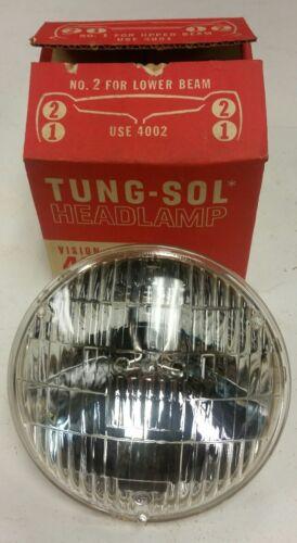 NOS New 1958 & Up Ford Thunderbird Lincoln Mercury Headlight Bulb Tung-Sol 4001