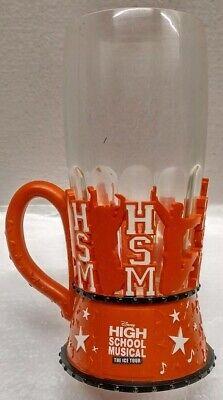 High School Musical Keepsake (Disney High School Musical On The Ice Tour Souvenir Light Up Plastic Cup Mug )