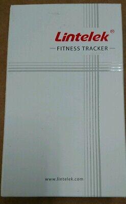 Lintelek Fitness Tracker Heart Rate Monitor, Activity Tracker, Pedometer Watch