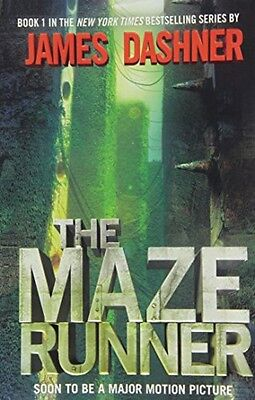 The Maze Runner, Book 1, by James Dashner, Paperback, 2010, New on Rummage