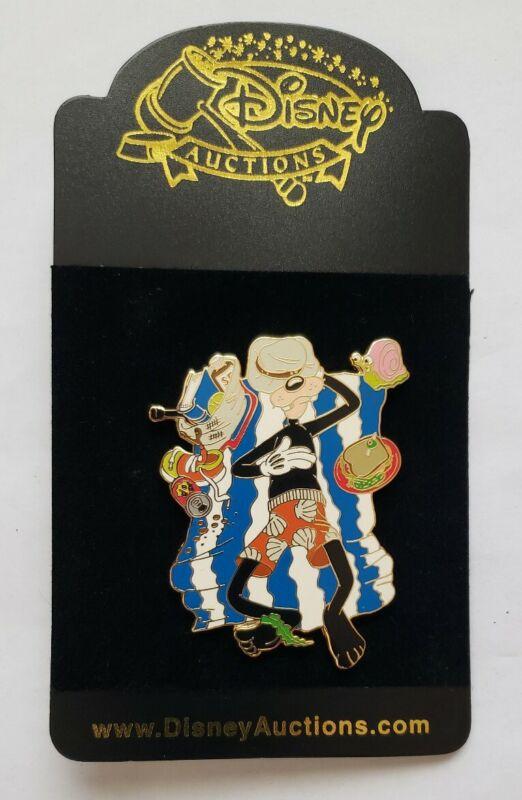 Walt Disney Auctions (P.I.N.S) Pin - Goofy - Beach Blanket Series - LE 500
