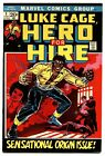 Hero for Hire 1 Comic