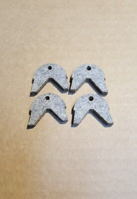 Felt Wiper Set For 13 South Bend Metal Lathe Way Saddle Ways Machine New