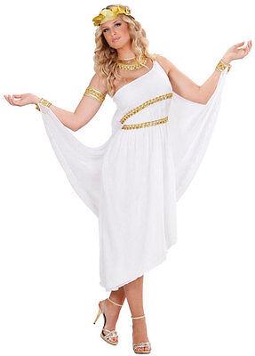 Olympia Griechische Göttin Kostüm NEU - Damen Karneval Fasching Verkleidung Kost