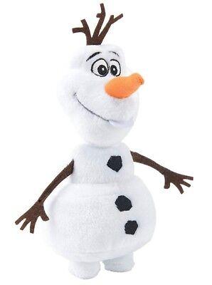 eemann Plüsch Figur 35 cm Stofftier Frozen Eiskönigin (Olaf Stofftier)