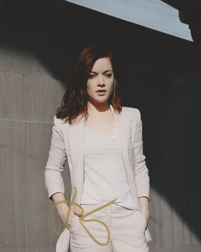 Jane Levy Castle Rock Autographed Signed 8x10 Photo COA 2019-1