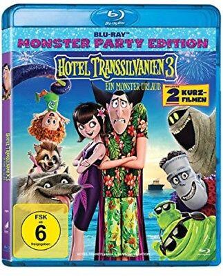 Hotel Transsilvanien 3 - Ein Monster Urlaub Blu-ray NEU OVP Teil 3