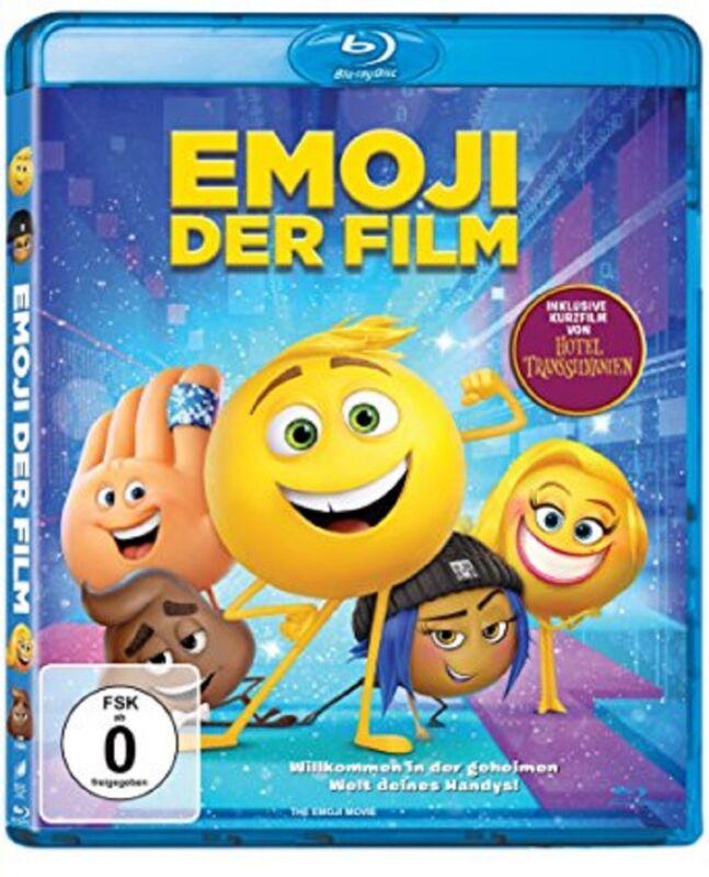 Emoji - Der Film Blu-ray NEU OVP Kinderfilm