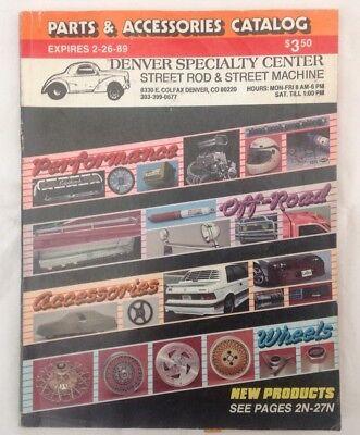 Vintage American Parts Catalogue