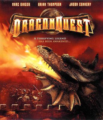 Dragonquest ~ Blu-ray Disc ~ FREE Shipping USA