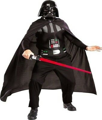 Herren Kostüm Star Wars Darth Vader Erwachsen Größe - Herren Darth Vader Kostüme