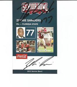 2012-zebrie-sanders-signed-senior-bowl-rc-florida-state