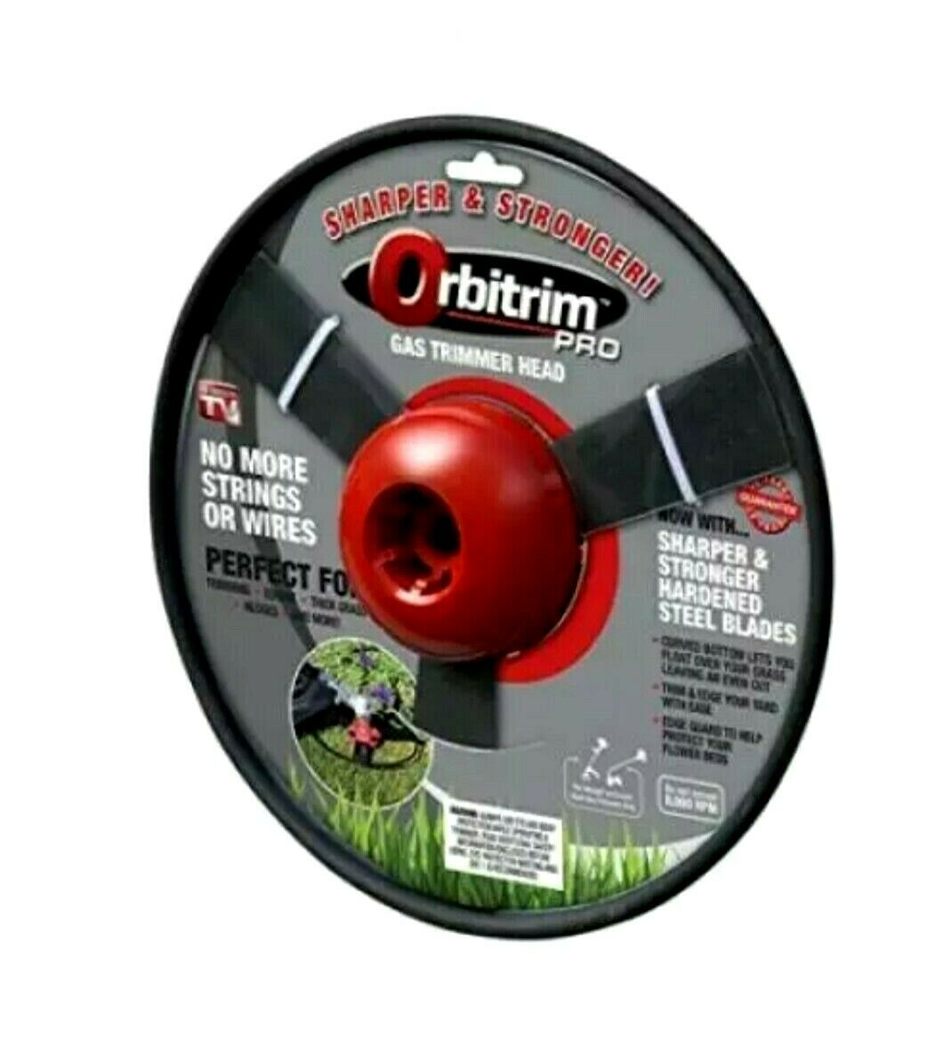 Orbitrim Pro No More Strings or Wires Gas Trimmer Head - Sha