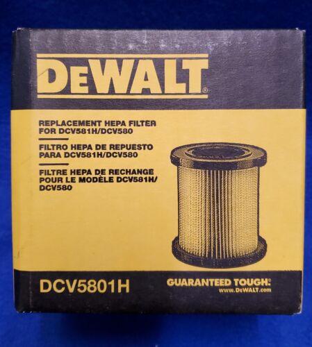 Dewalt-DCV5801H Wet Dry Vacuum Replacement Filter