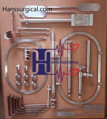Surgical Retractor Set Bookwalter Retractor System Set Complete