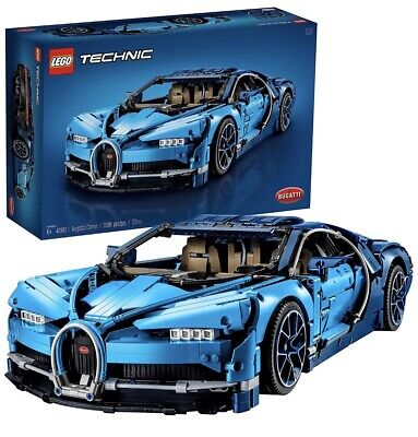 LEGO Technic Set BUGATTI CHIRON 42083 Brand New