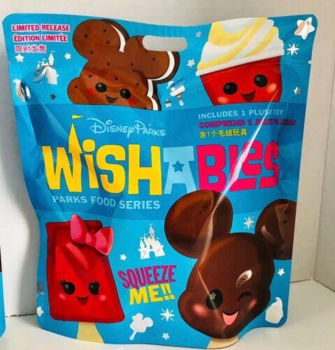 Disney Parks- NEW & SEALED!! Disney Wishables Park Food Series!!!