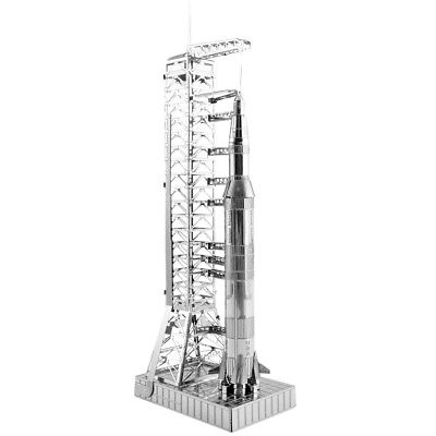 Metal Earth: Apollo Saturn V with Gantry