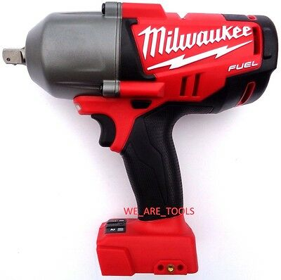 "New Milwaukee FUEL 2762-20 18V 1/2"" Cordless High Torque Impact Wrench M18 Pin"