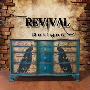 Revival Designs Peacock Dresser