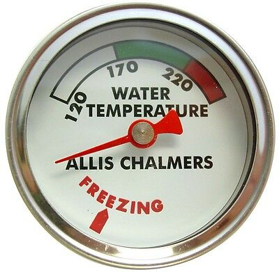 Temperature Gauge For Allis Chalmers B C Ca Rc Wc Wd Wd45