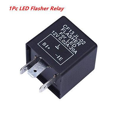 Custom Pins Cheap (3 Pin Car Electronic LED Flasher Relay CF13 JL-02 Fix Turn Signal Blink Flash)