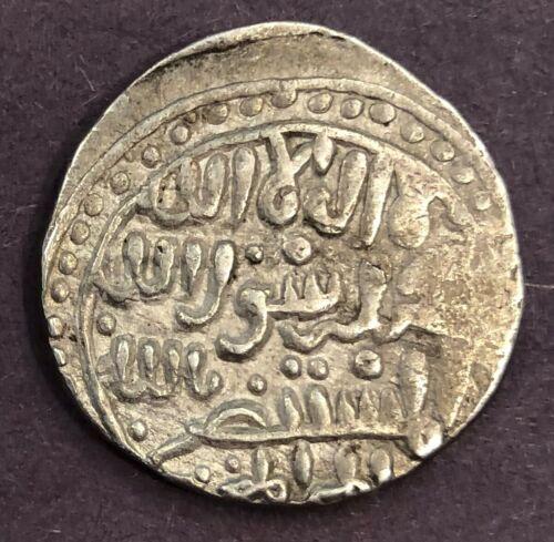 India – Delhi Sultanate – Iltutmish, Tanka, Sind Type, G&G D38, XF, 10.99g, Rare