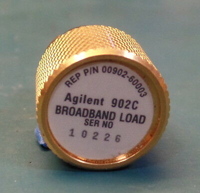 Agilent 00902-60003 902c Broadband Load 3.5mm Male