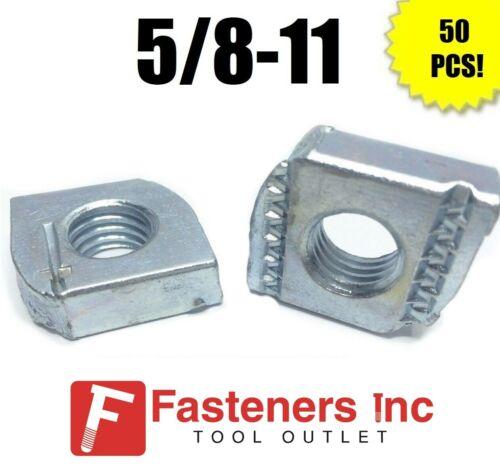 (#4173) P4012 EG 5/8-11 Strut Nut W/O Spring for Unistrut Channel 50/BOX
