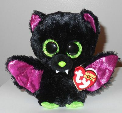 """Ty Beanie Boos ~ IGOR the 6"""" Bat ~ MINT with MINT TAGS ~ 2015 NEW ~ IN HAND"""