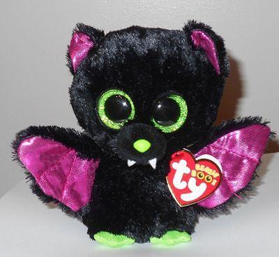 Ty Beanie Boos ~ IGOR the Halloween Bat (6 Inch) NEW MWMT