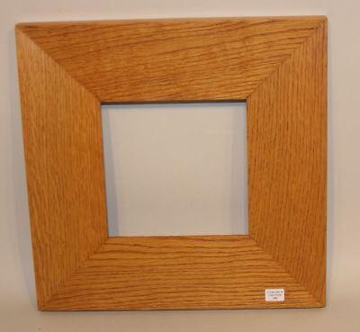 Dard Hunter Studios Light Oak Wood Frame 6x6 Inch Motawi Tileworks Tile Dard Hunter Studios