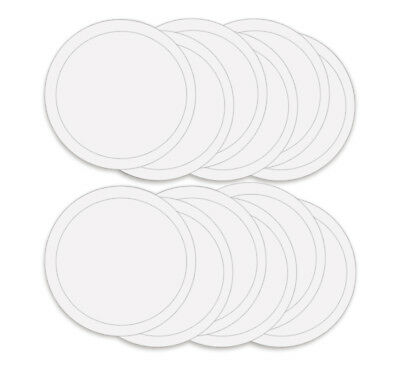 ABN Paint Mixing Cup Lids 12 Pack for 32oz Ounce (1qt Quart) Containers - Paint Containers