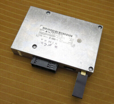 Audi A5 A6 A8 S5 S6 Q5 Q7 Bluetooth Module Hands-Free Interface Computer 04-12