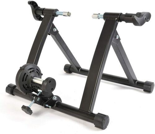 ROCKBR Home Bike Training Rollers Adjustable Magnetic Resistance Cycling Trainer