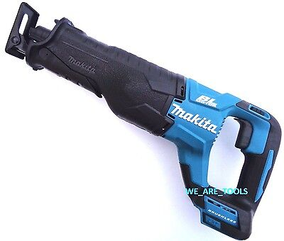 New Makita Brushless 18V XRJ05 Cordless Reciprocating Saw W/ Blade 18 Volt