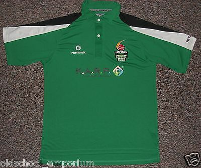 PAKISTAN/Hong Kong Sixes 2011 - PLAYMORE - MENS CRICKET Shirt/Jersey. Size L image