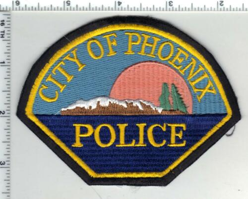 City of Phoenix Police (Oregon) 2nd Issue Shoulder Patch