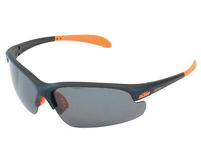 """NEU! KTM Sonnenbrille """"Factory Line"""" schwarz/orange Fahrrad Brille MTB Bike Rad"""