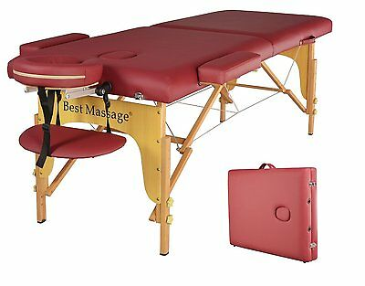 Professional Portable Massage Table For Therapists Therapy Students Home Use