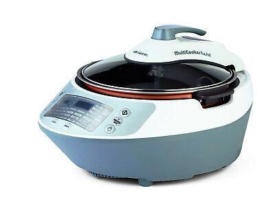 Ariete Multicooker Robot da cucina 30 programmi in ceramica con accessori 1900W