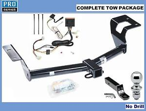 trailer hitch package for 2012 2013 honda crv cr v class 3 ... honda cr v tow package wiring diagram #2