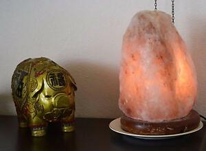 Himalayan Salt Lamp 2-3 kg Shoalwater Rockingham Area Preview
