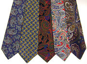 Mens Silk Ties Lot