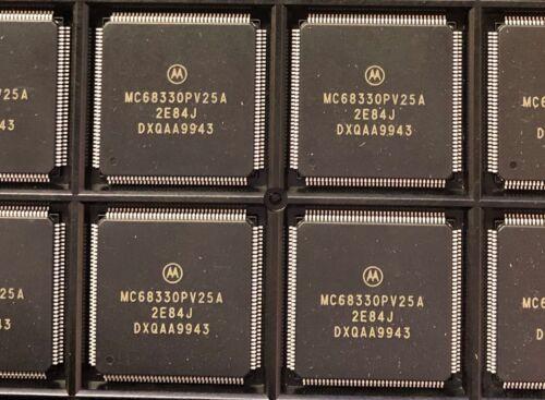 MOTOROLA MC68330PV25A RISC Microprocessor 32-Bit 25.16MHZ CMOS **NEW** Qty.1