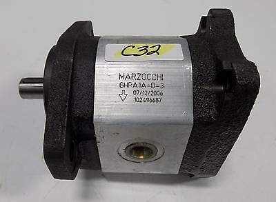 Marzocchi Gear Pump Ghpa1a-d-3 Pzb