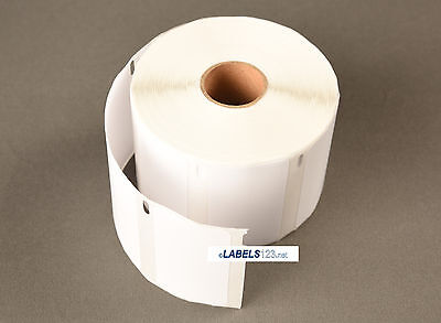 Dymor Compatible 5 Rolls 30334 White Mailing Paypal Ebay Labels 1000 Per Roll