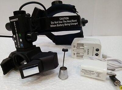 New Led Binocular Indirect Ophthalmoscope